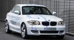 BMW 1-Series ActiveE electric concept car