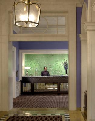 Kimpton's Hotel Monaco, Portland, Oregon
