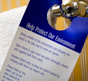 Kimpton's EarthCare Program