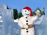 Quebec Winter Carnival 2010