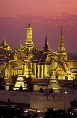 Thai Airways carbon neutral program