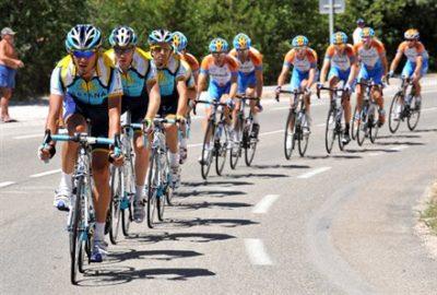 Tour de France, Stage 20, Livestrong photo