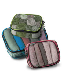 Magellan's mesh packing cubes