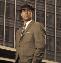 Mad Men's Jon Hamm is New Voice of Mercedes-Benz Commercials