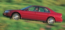 1994 Honda Accord is most-stolen vehicle