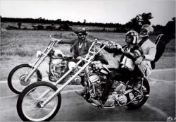 """Remembering Dennis Hopper, Taos, """"Easy Rider"""", Hippies and Harleys"""