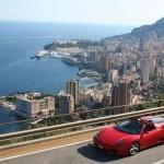 Drive a Ferrari on the French Riviera