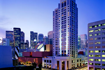 W San Francisco is LEED certified green hotel