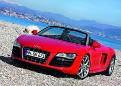 2011 Audi R8 Spyder V10 is Top Car for Summer