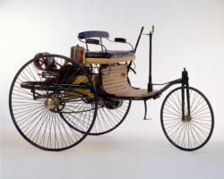 135th Birthday of the Automobile, Born Aug. 26, 1885
