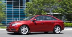 Best 2011 Cars under $20,000: 2011 Chevrolet Cruze