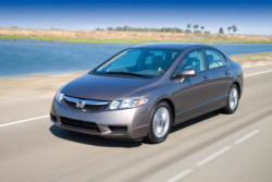 2011 Honda Models Get Top Ratings for Green, Fuel Efficient Cars