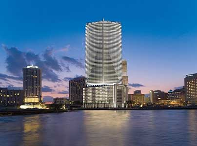 Epic Hotel is Miami's newest four-star Green Seal hotel