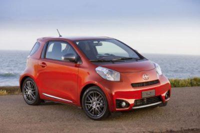 2012 Scion IQ, best cars under $20,000, best compact cars