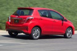 Best 2012 cars under $20,000: 2012 Toyota Yaris