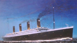 Titanic 100th anniversary events, exhibits, festivals around the world
