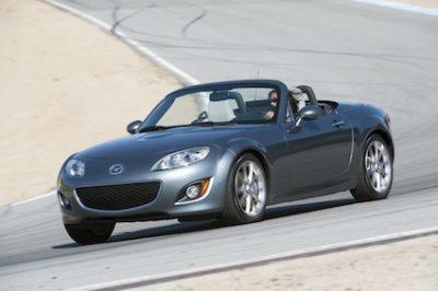 Mazda Miata annivsary edition
