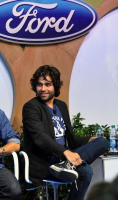 Adrian Grenier Further with Ford ecoXplorer