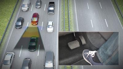Ford Traffic Jam Assist ecoXplorer Evelyn Kanter