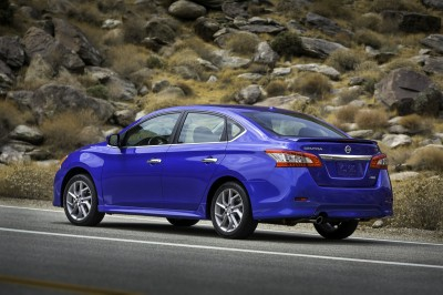 2013 Nissan Sentra, best cars under $16,000
