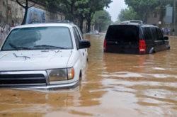 Superstorm Sandy recovery, flood damaged cars, ecoXplorer