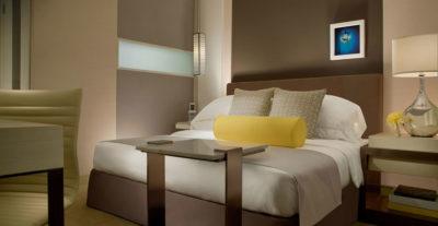 WilshireHotel LA room
