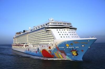 free cruise on Norwegian Breakaway