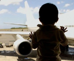 tips for traveling with autistic child