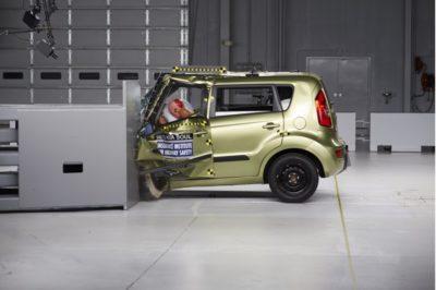 IIHS crash testing safety ratings