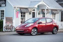Nissan Leaf certified pre-owned
