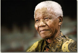 Mandela themed trip to South Africa