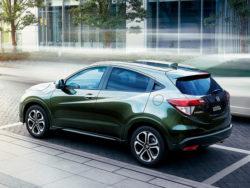 Honda launches new Vezel Hybrid SUV