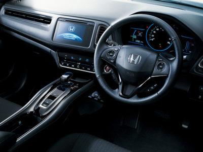 Honda VEZEL right side drive