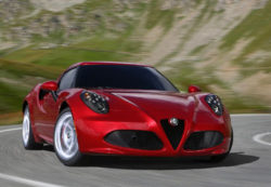 Alfa Romeo Returns to US Market