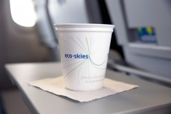 UAL ecoskies cup