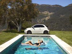 Loews hotel guests get Fiat loaner