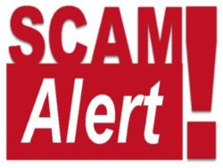 Scam Alert: US Solar Department