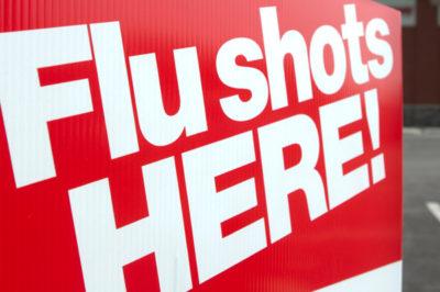 ebola and flu shots