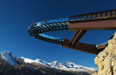 glacier skywalk banff