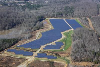 VW solar park