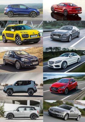 2015 world car of the year awards