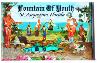 Fountain of Youth St. Augustine