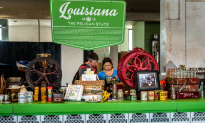 New Orleans museum of food