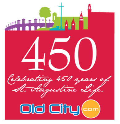 st. augustine 450th birthday