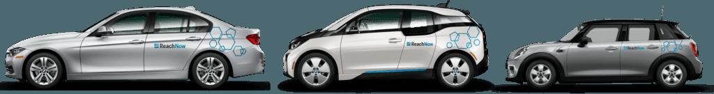 bmw car sharing