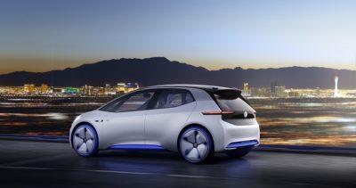 VW concept car