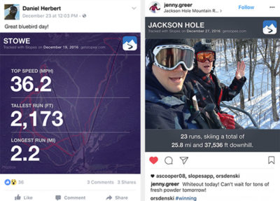 best apps for skiing