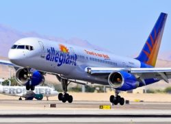 Allegiant $29-$59 Fares to Launch New Routes