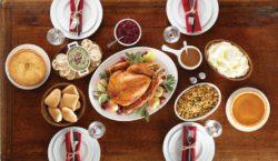 Restaurants Open Thanksgiving Day 2017