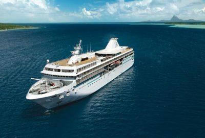 cruise to Tahiti